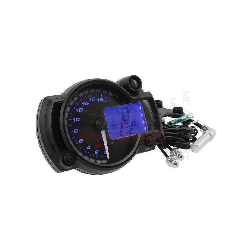 Tacho Koso Digital Cockpit- RX2N, 249,98 €, Alles für das Straße | {Auto cockpit straße 74}